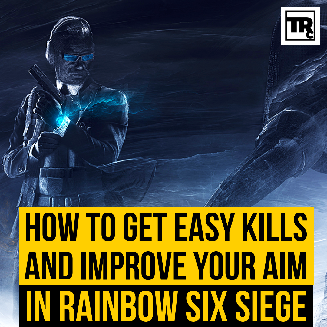 How to get easy kills and improve your aim
